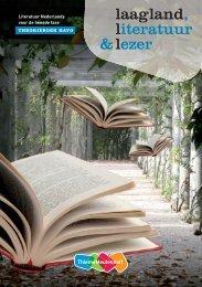 Literatuur Nederlands voor de tweede fase THEORIEBOEK HAVO
