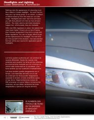 Headlight Headlight Headlight Headlights and Lighting Faros e iluminación