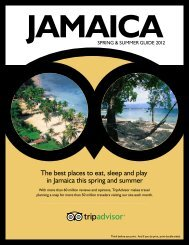 The best places to eat, sleep and play in Jamaica this ... - TripAdvisor