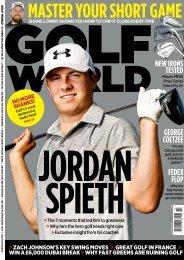 Golf World - October Issue