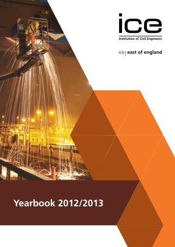 Yearbook 2012/2013 - Institution of Civil Engineers