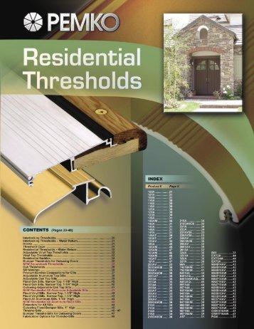 Interlocking Thresholds