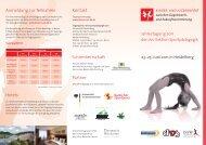 Anmeldung zur Teilnahme Hotels Kontakt Schirmherrschaft ... - dvs