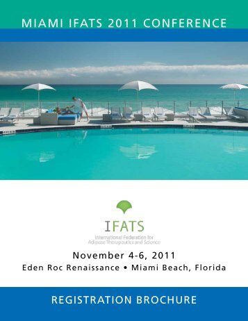 Miami IFATS 2011 Conference