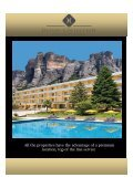 Divani Collection is a Hotel company which owns and ... - eibtm - Page 3