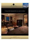 Divani Collection is a Hotel company which owns and ... - eibtm - Page 4