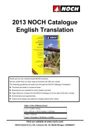 2013 NOCH Catalogue – English Translation page 2
