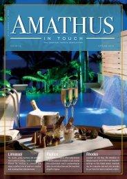 Issue 14, Spring 2012 - Amathus Beach Hotel