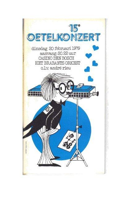 15e Oetelkonzert 1979