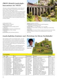 PROFI-Modell-Landschafts- bauseminare bei NOCH ...