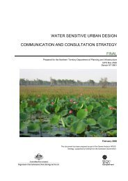 WATER SENSITIVE URBAN DESIGN COMMUNICATION AND CONSULTATION STRATEGY FINAL