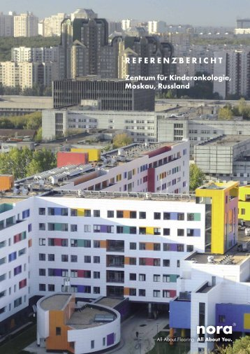 Referenzbericht Kinderonkologie Moskau