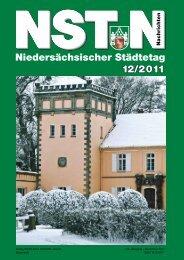 NST-N 12/2011 - Niedersächsischer Städtetag