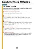 Gestion de vos adhésions en ligne - Page 4