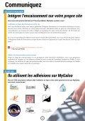 Gestion de vos adhésions en ligne - Page 7