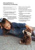 Dauerhafte, komfortable und umweltverträgliche Lösungen für den ... - Seite 4