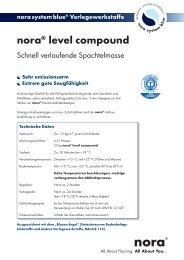 nora® level compound - Nora.com