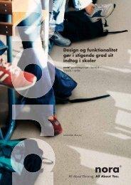 Design og funktionalitet gør i stigende grad sit indtog i skoler