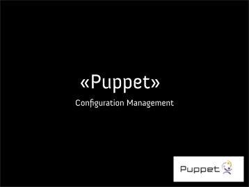 «Puppet»