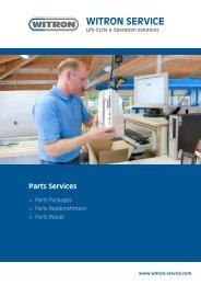 Parts Services