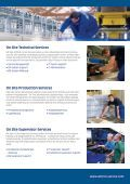 On Site Services - Page 3