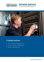 IT System Services