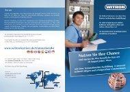 Transnationale Ausbildung - WITRON Service
