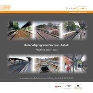 Bahnhofsprogramm Sachsen-Anhalt - Nasa