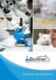 Catálogo de Produtos Bonther 2015