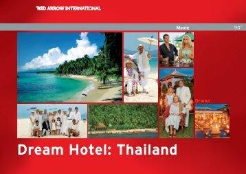 Dream Hotel: Thailand - Red Arrow International