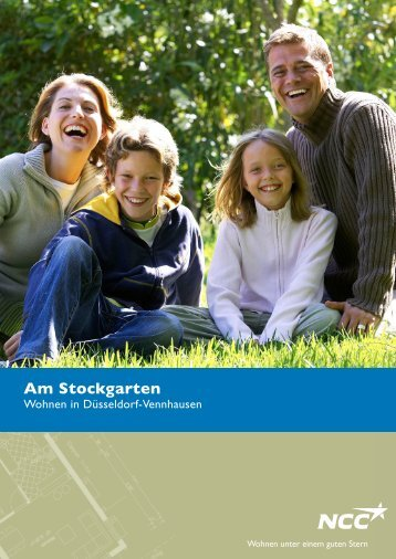 Am Stockgarten - NCC Deutschland GmbH