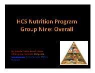 Roopram_Melina- Power Point 2009.pdf - Harlem Children Society