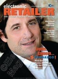 April 2009 - Electronic Retailer Magazine