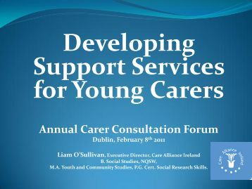 for Young Carers