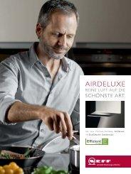 AirDeLuxe Design - reine Luft auf die schönste Art - Neff