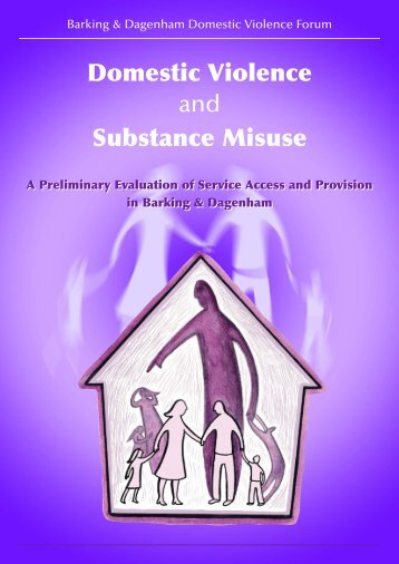 Domestic Violence and Substance Misuse