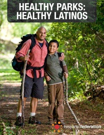 HEALTHY PARKS HEALTHY LATINOS