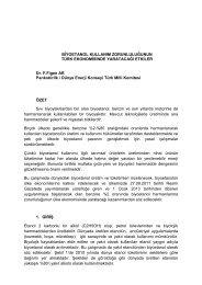 F.Figen AR - Dünya Enerji Konseyi Türk Milli Komitesi