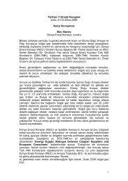 WEC - Dünya Enerji Konseyi Türk Milli Komitesi