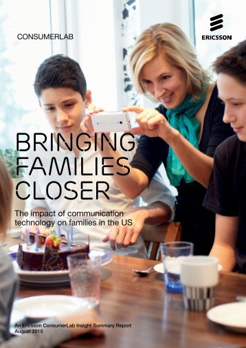 BRINGING FAMILIES CLOSER