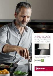 AirDeLuxe - Reine Luft auf die schönste Art - Neff