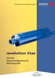 revolution 33ae