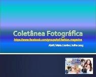Coletânea Fotográfica TPF Fashion Magazine