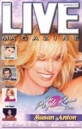 LIVE Magazine #216 August 27