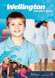 Education Guide The - Wellington