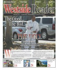 Westside Reader August 2015