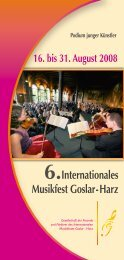 6.Internationales
