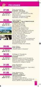 Programm - Internationales Musikfest Goslar - Page 7
