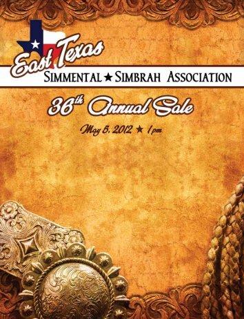 Untitled - Texas Simmental Simbrah Association