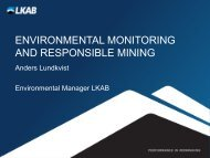 AND RESPONSIBLE MINING